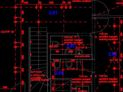 Návrhy a projekty