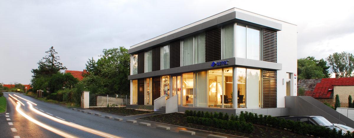Setec - budova firmy