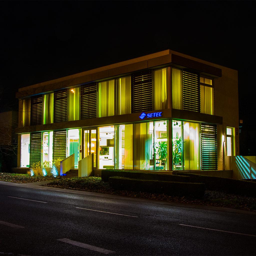 Setec sídlo firmy